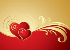 valentines дня карточки иллюстрация вектора