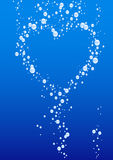 valentines дня карточки Стоковая Фотография RF