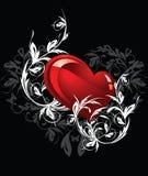 valentines дня предпосылки Стоковая Фотография
