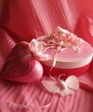 valentines дня романтичные Стоковые Фото