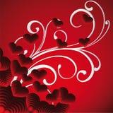 valentines дня иллюстрация штока