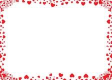 valentines карточки Стоковые Изображения RF