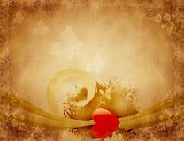 valentines карточки Стоковые Фото