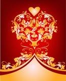 valentines конструкции дня иллюстрация вектора