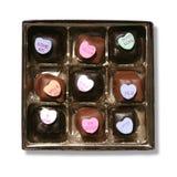 valentines конфеты Стоковое Изображение RF