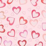 valentines дня карточки счастливые вектор Иллюстрация штока