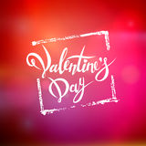 valentines дня счастливые Стоковые Фотографии RF