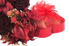 valentines подарка Стоковые Фотографии RF