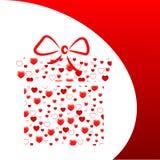 valentines предпосылки Стоковое фото RF