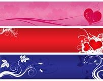 valentines предпосылки Бесплатная Иллюстрация