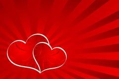 valentines предпосылки Стоковые Фото
