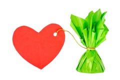 valentines сердца дня конфеты Стоковые Фотографии RF