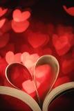 valentines сердца дня Стоковое Изображение