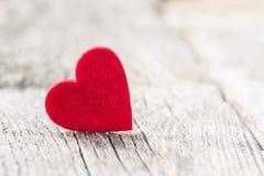 valentines сердца дня предпосылки Селективный фокус Стоковая Фотография RF
