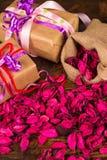 Valentines arrangement stock images