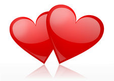 Valentines bacground Royalty Free Stock Images