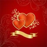 Valentines background. Stock Image