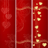 Valentines background. Royalty Free Stock Image