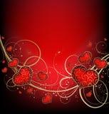 Valentines background Royalty Free Stock Photos