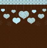 Valentines background Stock Photo
