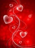 Valentines background Royalty Free Stock Image
