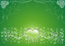 Valentines Background. Valentines vector Background , vector illustration Stock Image