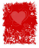 Valentines background Stock Images