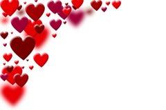Valentine�s background Stock Photography