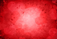Valentines background with copy space Royalty Free Stock Photos