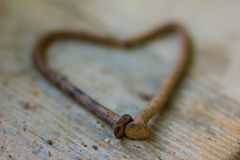 Valentines Background, Heart wood, Valentine Royalty Free Stock Photography