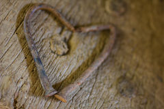 Valentines Background, Heart wood, Valentine Stock Photos