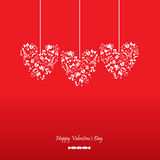 Valentines baclground Royalty Free Stock Photos