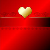 Valentines banner Royalty Free Stock Photos