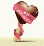 Valentines best wishes Stock Photo