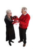 Valentines bouquet royalty free stock photography