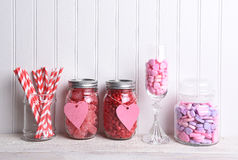 Valentines Candy Stock Images