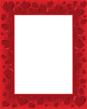 Valentines Card royalty free illustration