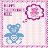 Valentines card Stock Photos