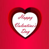 Valentines. Card or background  - Illustration Royalty Free Stock Images
