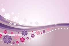 Valentines card background Royalty Free Stock Image