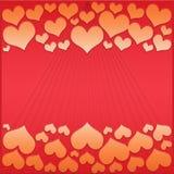 Valentines card Stock Photo