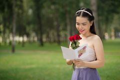 Valentines card Royalty Free Stock Photography