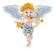 Valentines Cupid Angel Royalty Free Stock Images