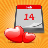 Valentines day Royalty Free Stock Photo
