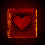 Valentines day. Red valentines day, background Royalty Free Stock Images