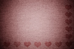Valentines day. Red valentines day, background Stock Image