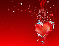 Valentines_day. Very nice background, perfect for valentines day vector illustration