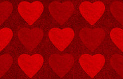 Valentines day abstract background with heart shape. Valentines day abstract background with hearts shape Royalty Free Illustration