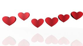 Valentines day, animation. Valentines day, best animation,love stock footage