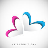 Valentines Day background. Stock Images